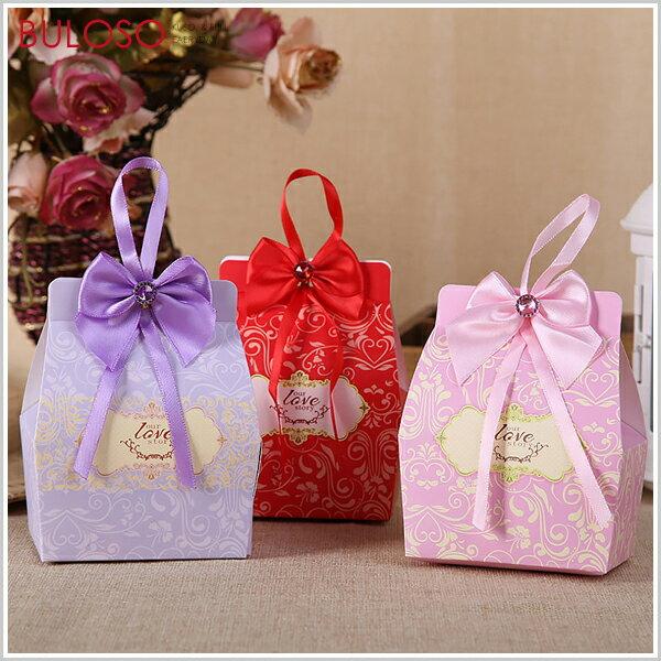 ~不囉唆~婚禮~10入歐式LOVE喜糖盒~中號     包裝  包材(不挑色  款)~A4