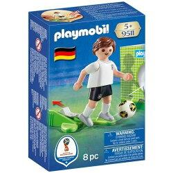 (卡司 正版現貨) Playmobil Special Plus 摩比人 世界足球盃-德國 PM09511 摩比積木