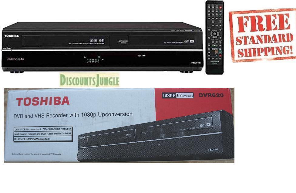 electronic palace toshiba dvr620 dvd recorder vcr combo with 1080p rh rakuten com toshiba dvr620 user manual pdf toshiba dvr620 operating manual