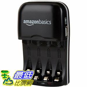 [106美國直購] AmazonBasics 電池充電器 Ni-MH AA  AAA Battery Charger With USB Port