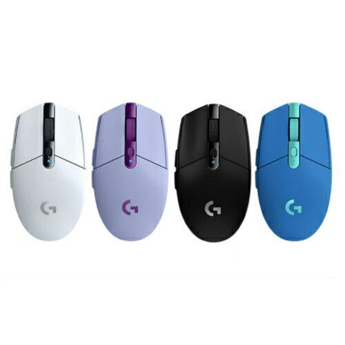 羅技 LIGHTSPEED 無線電競滑鼠 / 個 G304