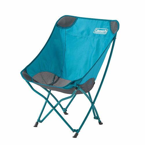 【露營趣】中和安坑 Coleman CM-23503 水藍療癒椅 休閒椅 折疊椅 童軍椅 大川椅