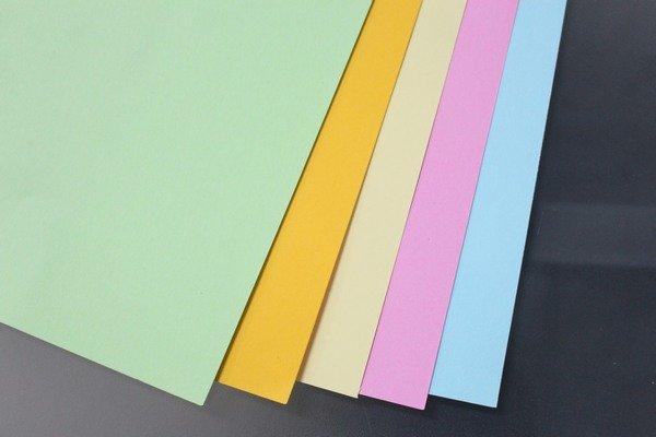 全開書面紙 模造紙 海報紙150磅 78cm x 108cm(有色)/一包20張入{定18}
