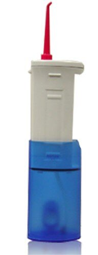 <br/><br/>  藍卡充電式攜帶型沖牙機 R-402◆德瑞健康家◆<br/><br/>