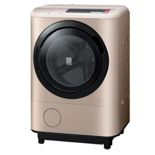 HITACHI 日立  BDNX125BHJ 左開  /  BDNX125BHJR 右開 12.5kg 滾筒洗衣機洗脫烘 - 限時優惠好康折扣