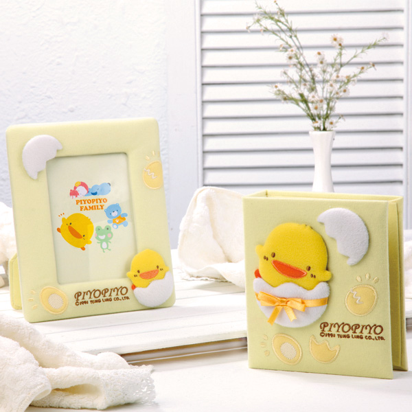 『121婦嬰用品館』黃色小鴨 成長紀錄禮盒 1