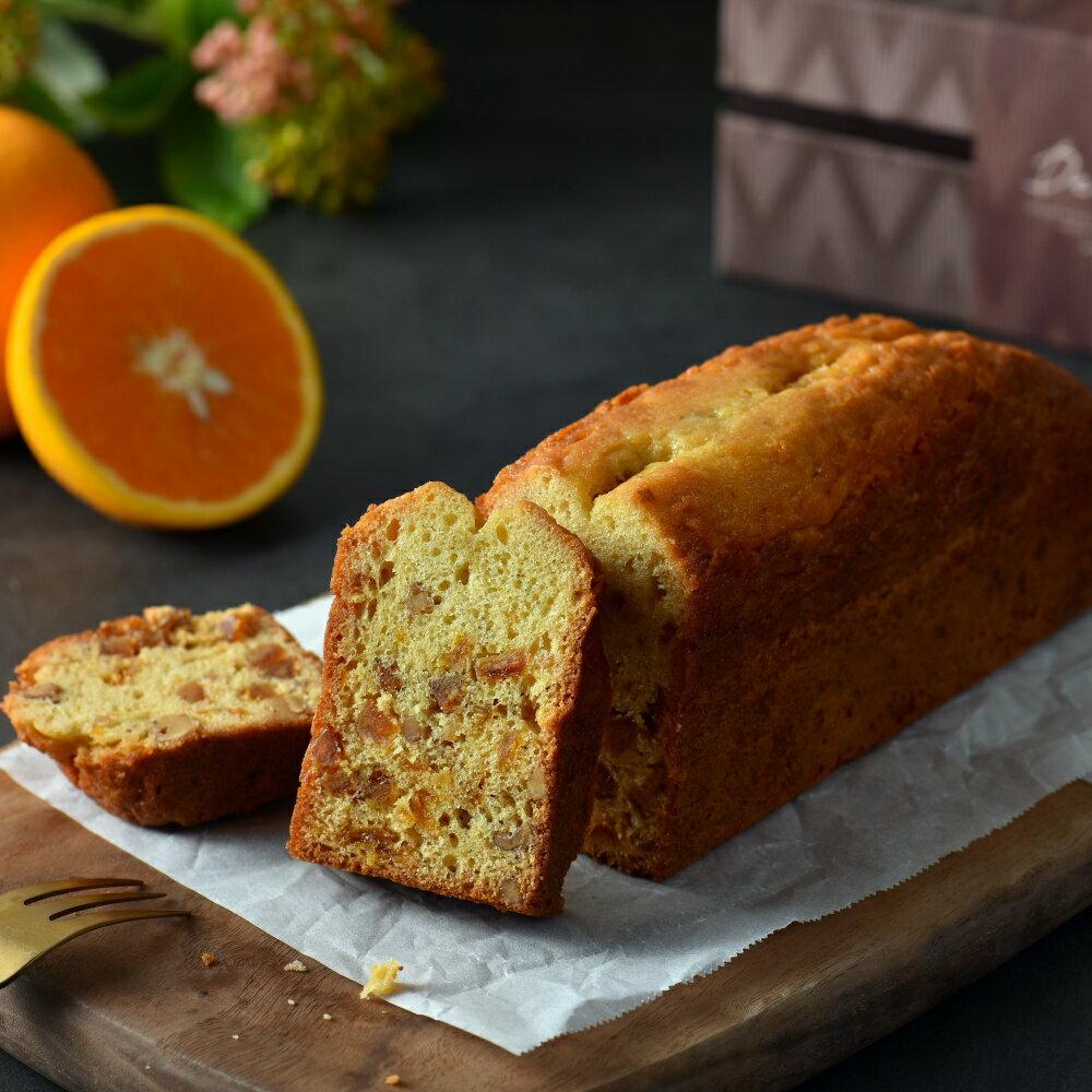 米穀橘橙磅蛋糕 (下午茶必點)  325g/條