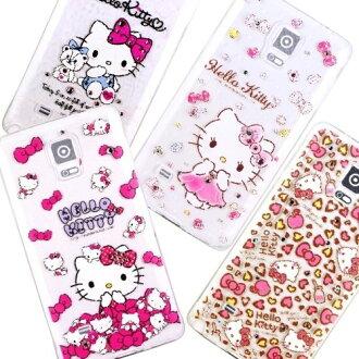 5.7吋 Note4 手機套 Hello Kitty 鑽殼 施華洛世奇 水鑽 Samsung Galaxy Note 4/N910U/N910 鑲鑽 貼鑽/TPU軟殼/保護殼/保護套/手機殼/禮品/贈..