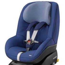 【淘氣寶寶】最新 荷蘭 Maxi-Cosi Pearl 汽車安全座椅【條紋藍】【單汽座,不含Familyfix底座】