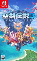 現貨供應中 中文版 [輔導級]  NS 聖劍傳說 3 TRIALS of MANA-遊戲達人(日本橋電玩部)-3C特惠商品