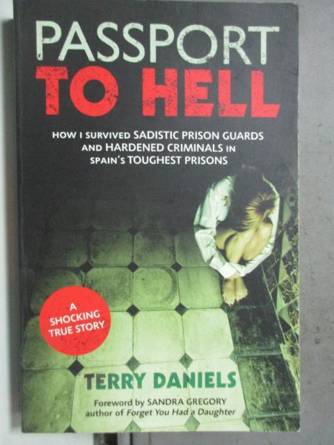 【書寶二手書T2/原文小說_HHK】Passport to Hell_Terry Daniels
