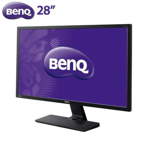 BENQ 28吋 LED GC2870H 液晶顯示器 VA/8 bit/不閃屏 低藍光/D-sub HDMI/三年保固 數量(1)