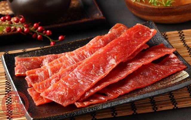 <br/><br/>  【德廣堂香腸】招牌豬肉乾 (200g/包)<br/><br/>