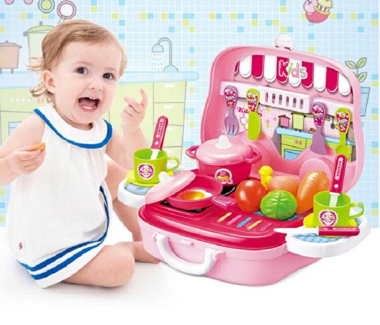 兒童收納收納箱 手提箱組 扮家家酒 工具 牙醫 玩具