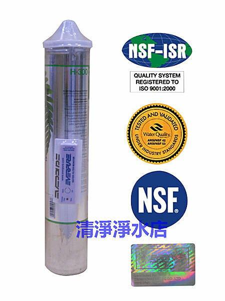 台灣EVERPURE H300/H-300濾心,除鉛配方《代理商貨》雷標4700元