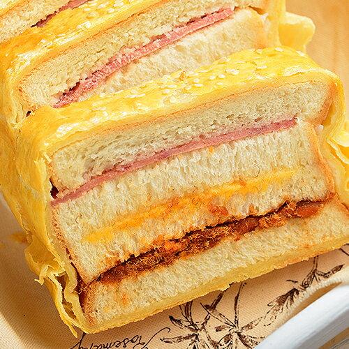 【拿破崙先生】起酥三明治_火腿起士任選二入 5