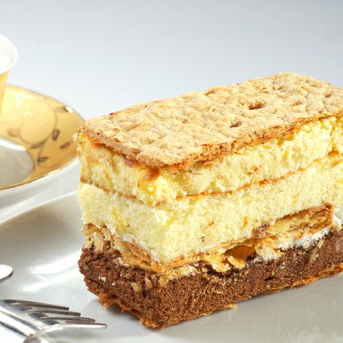 【拿破崙先生】拿破崙蛋糕★帕瑪森乳酪★(1入) 1