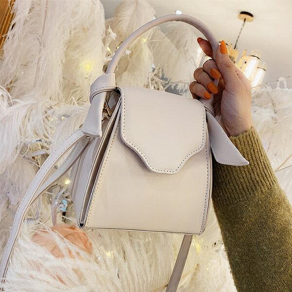 仙女小包包女2020新款韓版時尚手提水桶包ins超火百搭單肩斜挎包