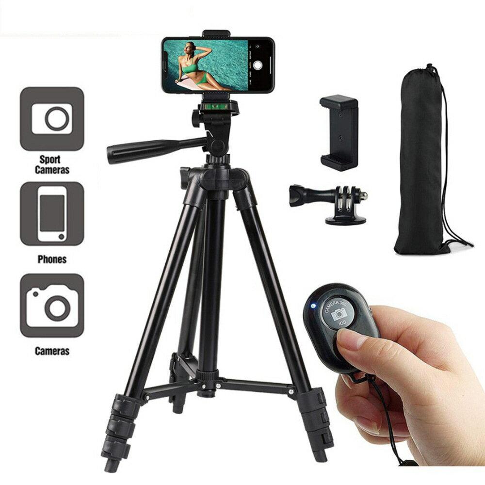 現貨 gopro運動相機手機單反3120三腳架 便捷