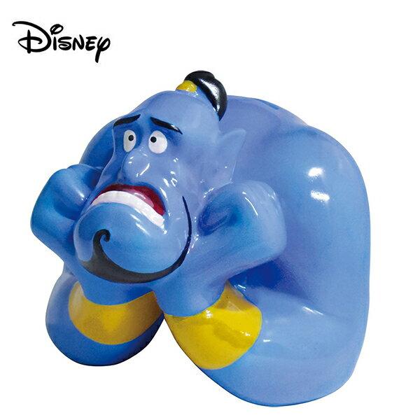 【日本正版】神燈精靈陶瓷存錢筒儲錢筒擺飾小費箱阿拉丁迪士尼Disney-244721