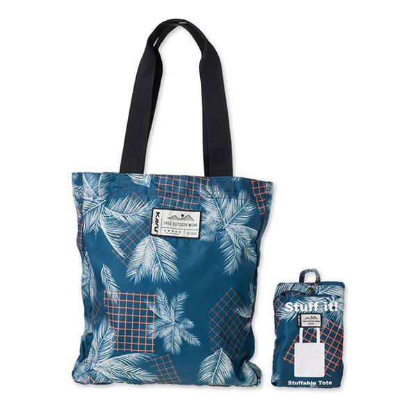 ├登山樂┤美國KAVU Totes McGotes摺疊收納式肩袋/購物袋(三色可選) #9099