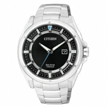 CITIZEN 極致選擇鈦光動能腕錶 AW1401-50E