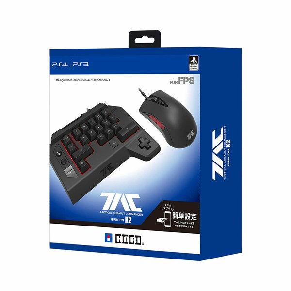 價  10月PS4 PS3 PC對應 HORI PS4~124 FPS左手鍵盤 滑鼠組