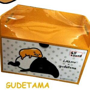 美麗大街【106080205】蛋黃哥桌面可愛抽屜型收納盒化妝盒文具盒