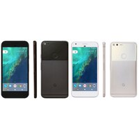 Google Pixel XL G-2PW2100 128GB Smartphone - Fully Unlocked - Very Silver or Quite Black