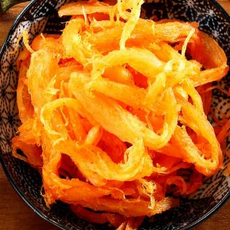 水根肉乾【韓式泡菜魷魚絲】(個人獨享包)