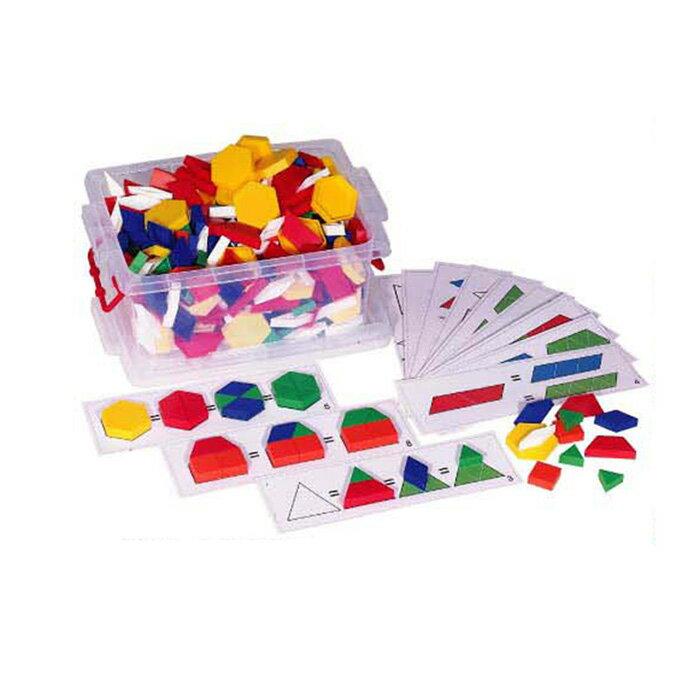 ~華森葳兒童教玩具~數學教具系列~等積異形學習組 KC1~7114A