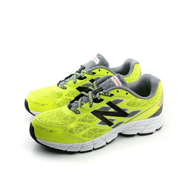 New Balance 880系列 跑鞋 童鞋 黃色 大童 no067