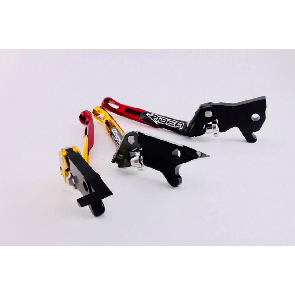 LFM- RIDEA 頂級款 3D可折可伸縮煞車拉桿 FNX GSX-S GSX-R GOGORO二代 VEGA