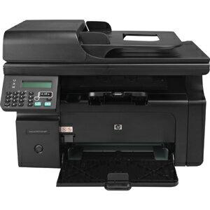 HP LaserJet M1212nf Multifunction Monochrome Laser Printer 1