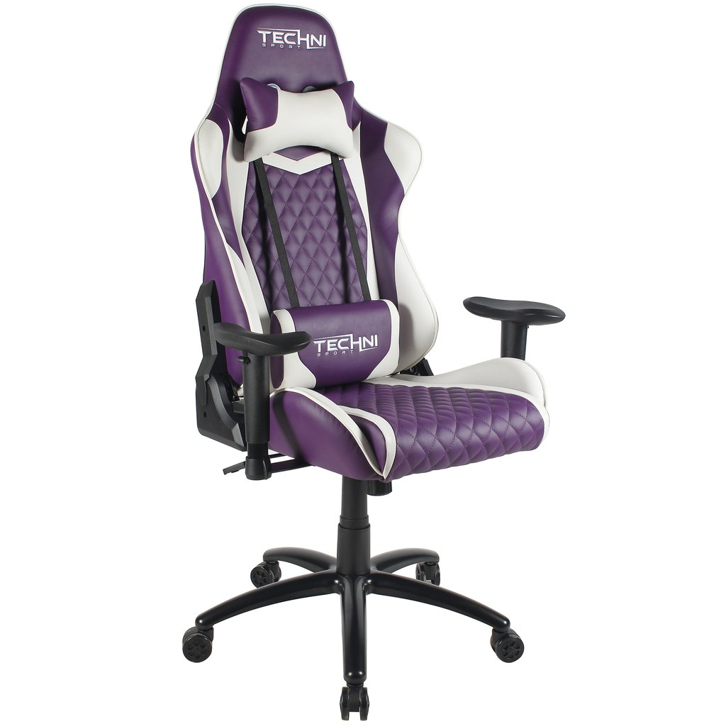 Techni Sport TS 52 Ergonomic, High Back, Racer Style, Video Gaming Chair