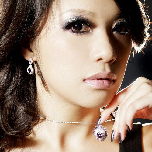 【La Finia】潘朵拉水晶項鍊(二色可選擇)2條團購價5878元