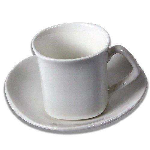 【生活大師】 陶瓷四方咖啡杯組