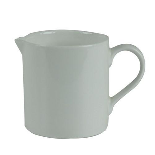 純白系列-陶瓷奶茶杯(二個奶茶杯/件組)