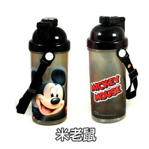 【迪士尼】按壓水壺600c.c. (四種款式)