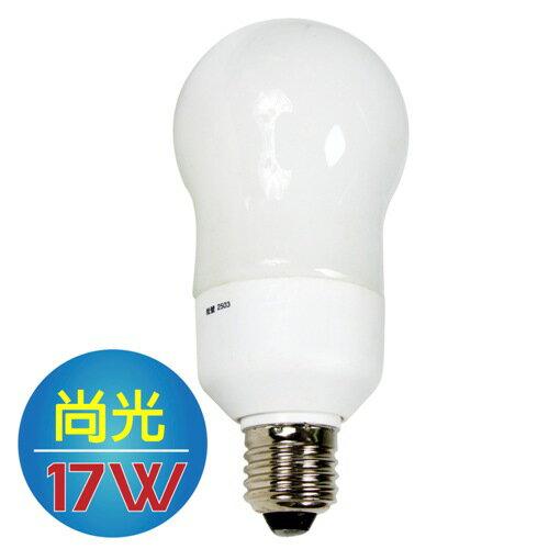 SUNX尚光電子省電燈泡/白燈17W