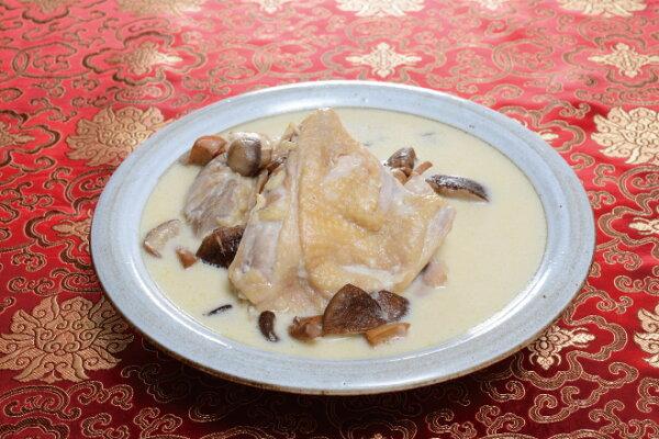 【奇美年菜系列】奶油蕈菇燜雞調理包(袋裝)