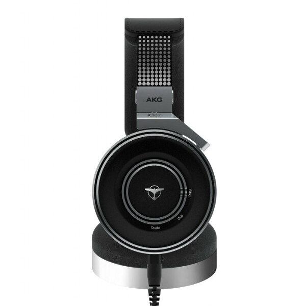 志達電子K267AKGbyTIESTO系列耳機AKGTIESTODJ耳罩式耳機(愛科公司貨)