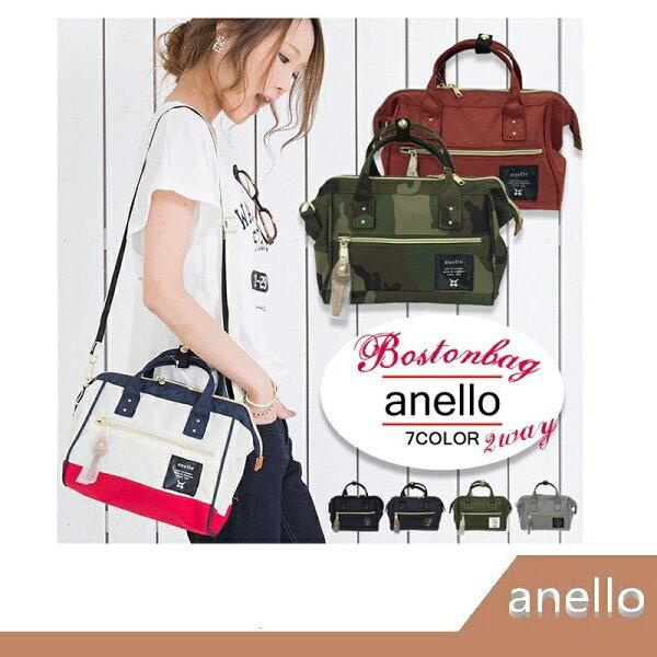 RH shop:日本anello兩用手提包側背包(M)AT-H0851原廠授權專櫃正品【RHshop】日本代購