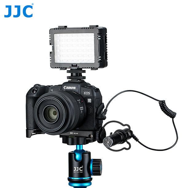 【中壢NOVA-水世界】JJC HG-RP 快拆板 相機手柄 冷靴 L型快拆板 CANON EOS RP 同EG-E1