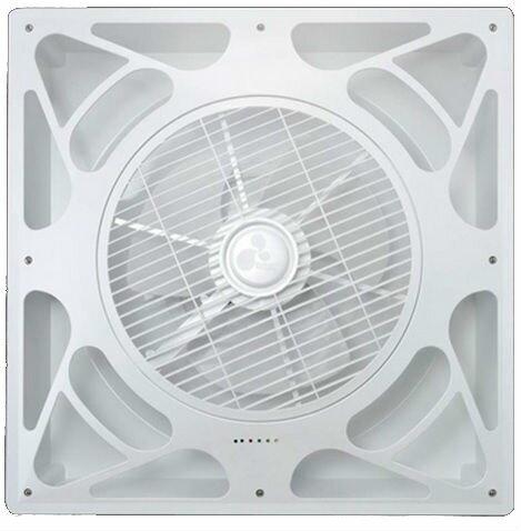 威利★威力 輕鋼架型 遙控型 節能風扇 14吋密封式★永旭照明jx4-wl-15wv1