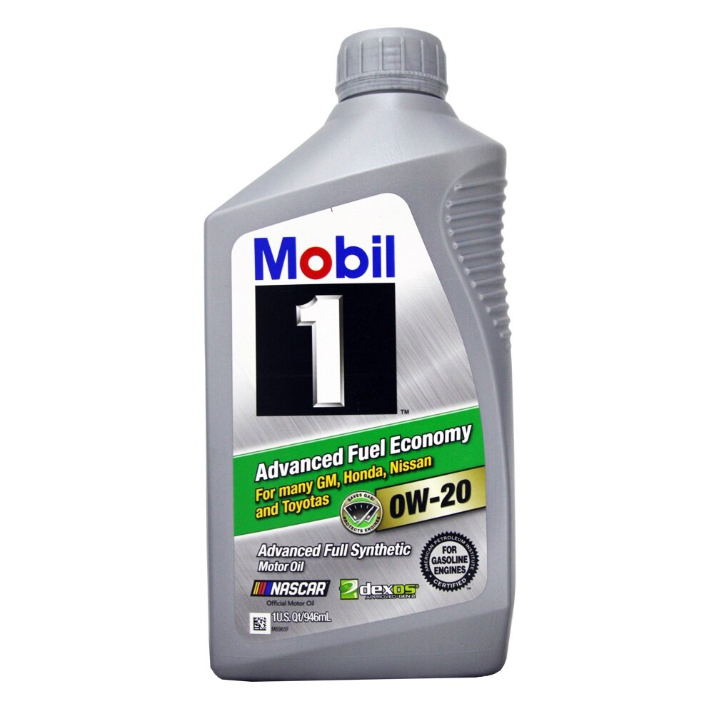 Mobil 1 AFE 0W20 全合成機油