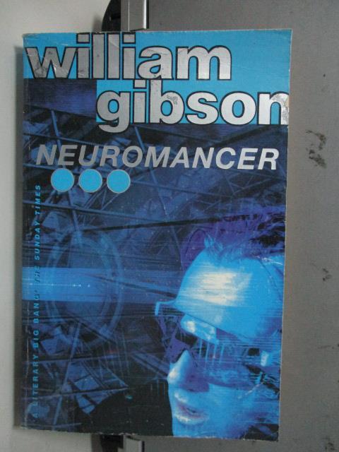【書寶二手書T1/原文小說_LMA】Neuromancer_William Gibson