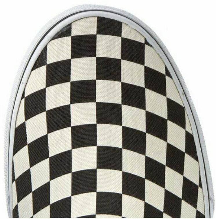【VANS】Classic Slip-On 棋盤格懶人鞋 平底鞋 懶人鞋 VN000EYEBWW (palace store) 4