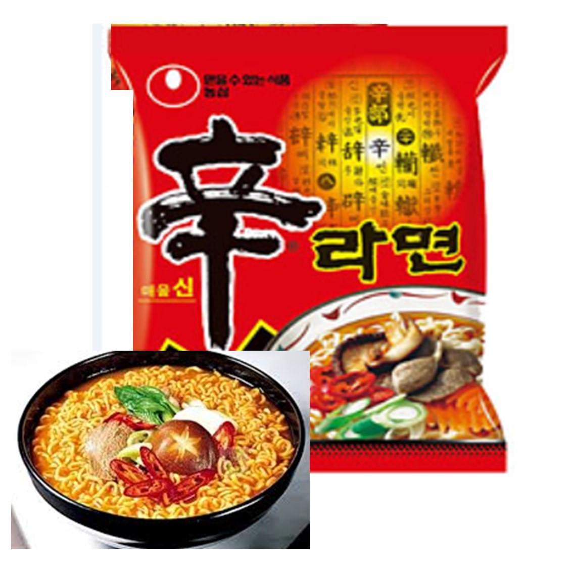 韓國農心辛拉麵泡麵 1 箱 【樂活生活館】