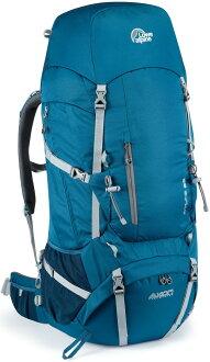 Lowe Alpine 後背包/背包客/健行/登山背包 Atlas 65 男款登山包/大背Axiom FMP95-AT西洋藍